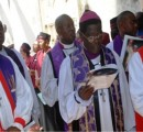 Bishops at the funeral of late Eze Emmanuel Njemanze in CATOL