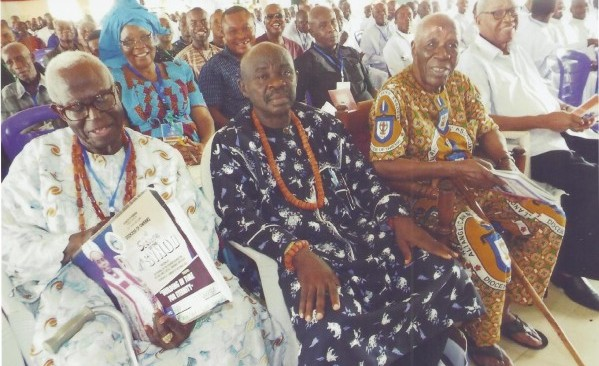 Dignitaries and delegates at the just-concluded Synod of the Diocese of Owerri